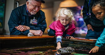 Oregon Coast Aquarium Inspires People To Love Our Oceans