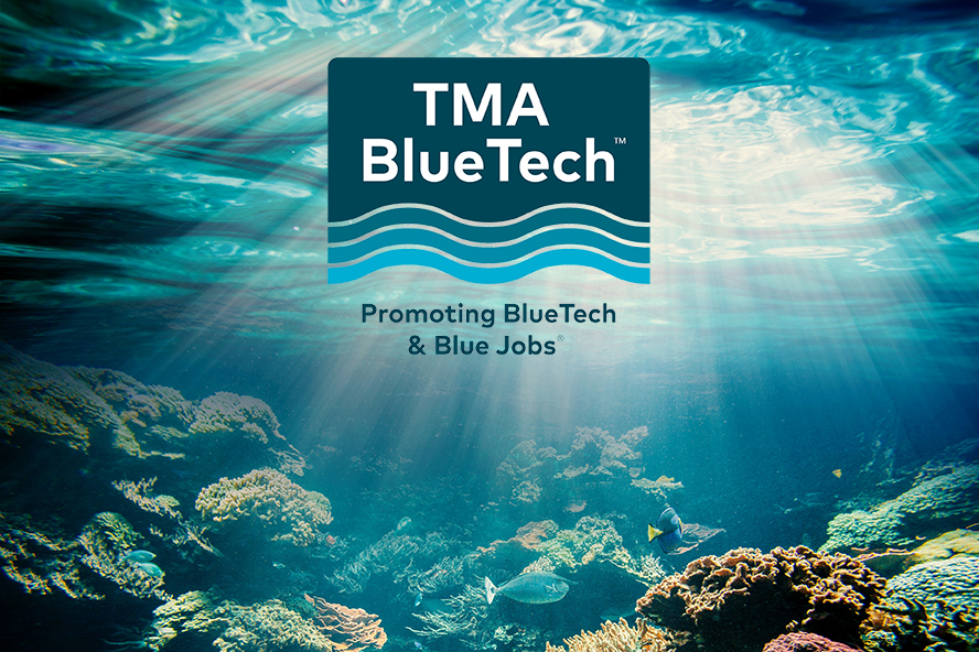 TMA BlueTech: Promoting BlueTech and Blue Jobs
