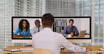 Tips for a Professional Looking Video-Conferencing Call from a Video Producer