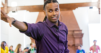 A Voice for Those Who Learn Differently with LeDerick Horne