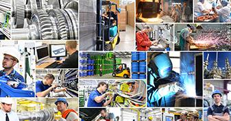 Manufacturing Industry & Workforce Development | Virtualjobshadow.com
