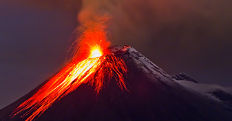 So you want to become a Volcanologist